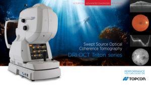 DRI OCT Triton Swept Source OCT